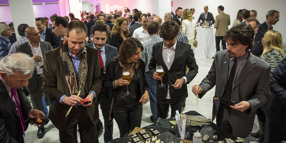 Premios 3 diamantes for Oficina iberdrola malaga